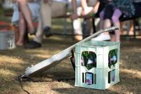"""Huey Walker spielt """"Droops"""" beim Aquanostra Wasserfest, Bad Doberan (Photo: Frank Hormann / nordlicht für für (c) Glashäger Brunnen GmbH"""