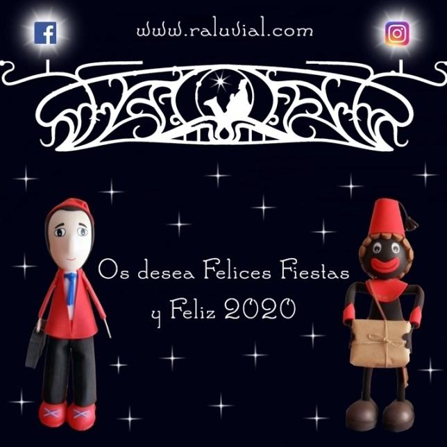Raluvial Felices Fiestas 2019 y Feliz 2020