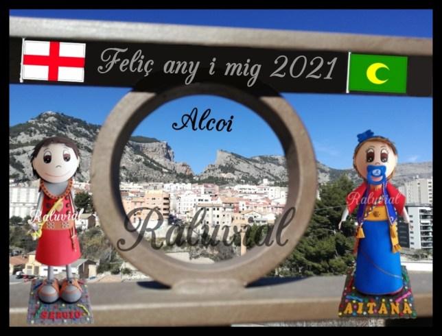 RALUVIAL FELIÇ ANY I MIG ALCOI 2021