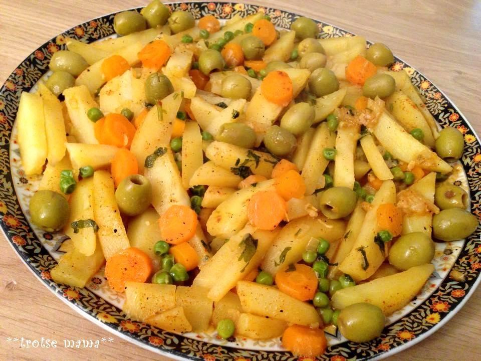 Vegetarische marmita