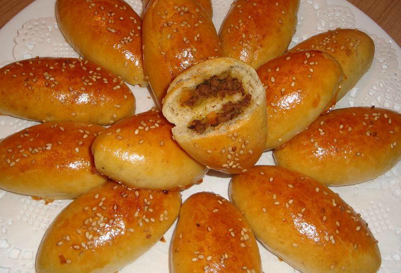 Zachte gehaktbroodjes