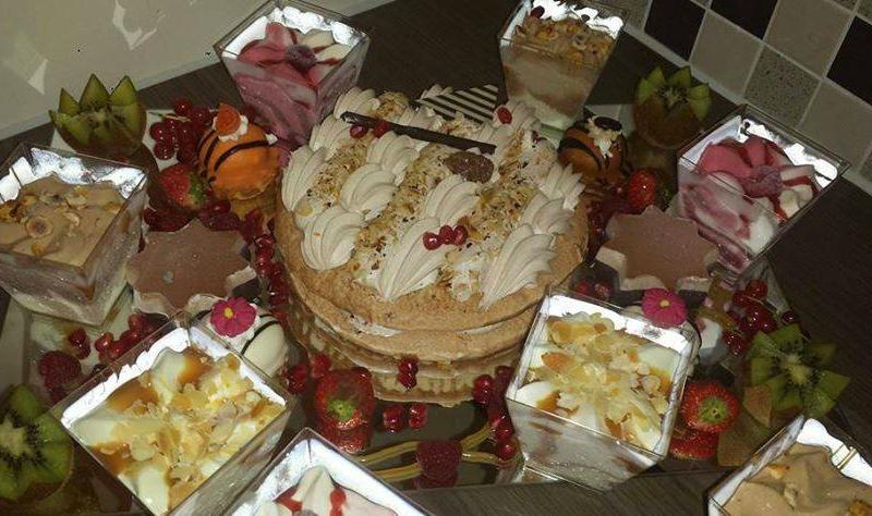 Spiegel dessert
