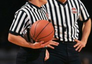 Two Basketball Referees