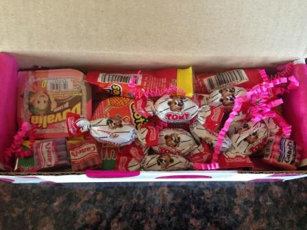 September Mexican Candy Box