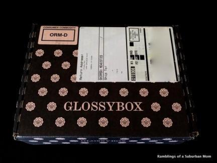 July 2014 GLOSSYBOX