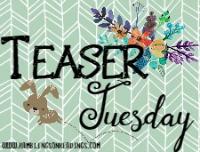 Teaser Tuesday 3 Mini