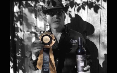 2015 Rancho SanMiguel strikes gold in California, again.