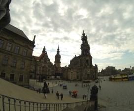 Dresden, a beautiful city
