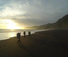 The beautiful Lost Coast