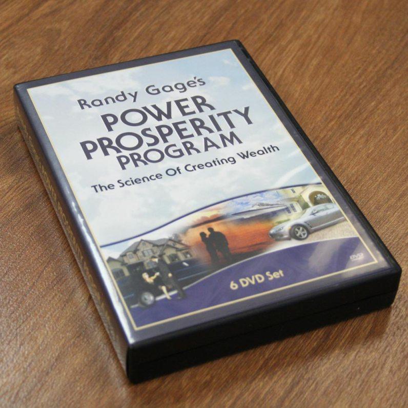 Power Prosperity Program