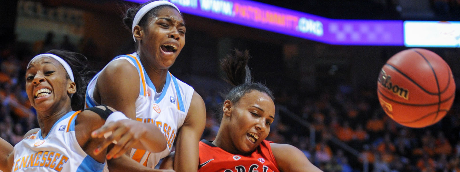 Tennessee Lady Volunteers Basketball