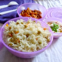 Peas Pulao|Rice Recipes