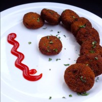 Cutlet Recipes - Rajma Cutlet