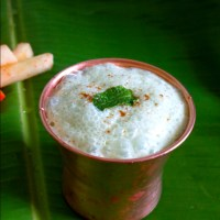 Mint Chaas | Summer Recipes | Pudhina Buttermilk