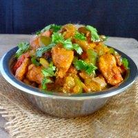Capsicum Chicken | chicken recipes
