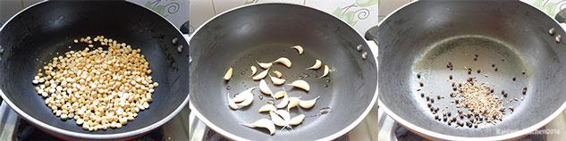 how to make andhra paruppu podi