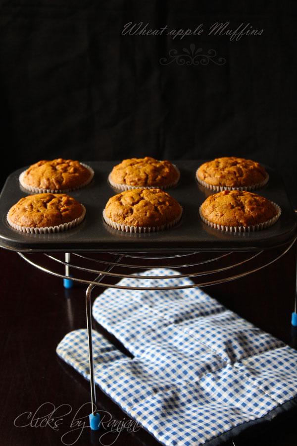 wheat-apple-cupcakes