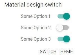 Switch Theme