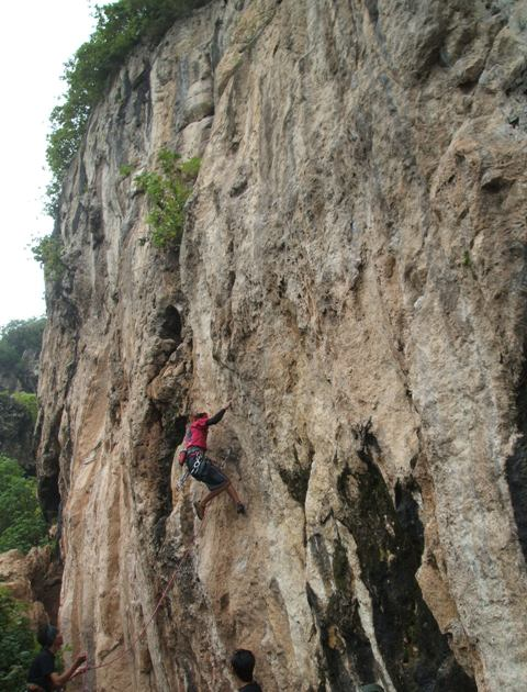 climbing citatah