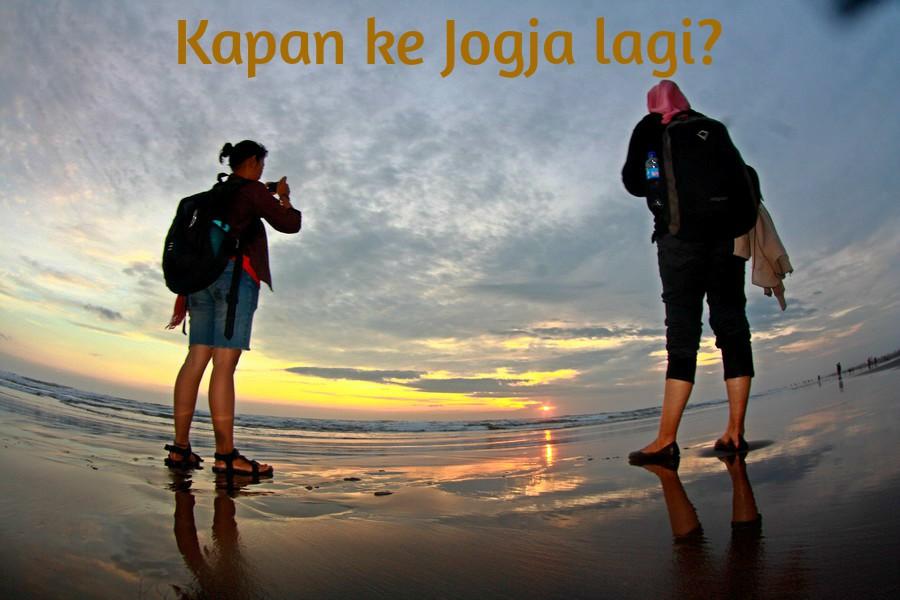 Tips Liburan Hemat ke Yogyakarta ala Backpacker