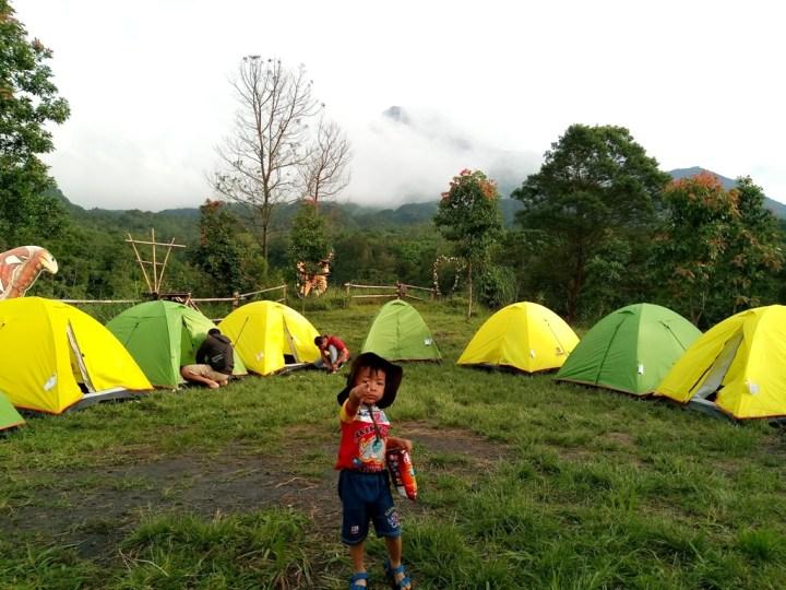 tenda dome 2