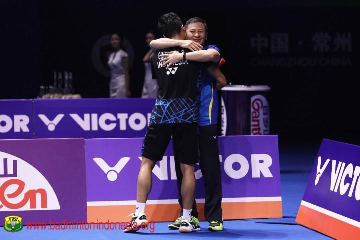 Mereka berhasil membungkam cacian dengan prestasi (Sumber: Badmintonindonesia.orf)