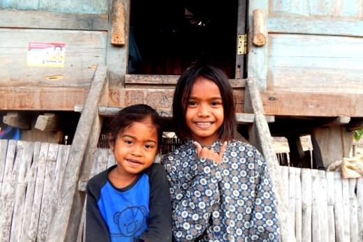 Anak anak Desa Campa Bima