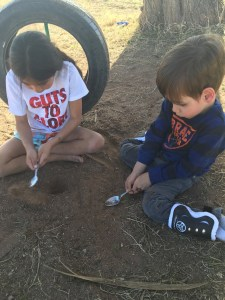 Dirt digging