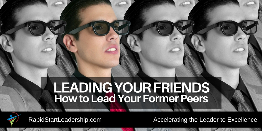 Leading Your Friends