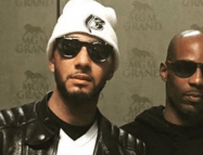 Swizz Beatz Says DMX Is Working On New Album, Waiting On Beats From Dr. Dre And Kanye West