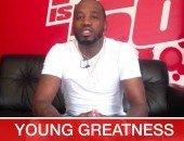 Young Greatness on Success of Moolah; Being Managed By Akon; Spits Freestyle