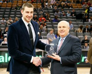 From Question Mark to Exclamation Point: Jonas Valanciunas