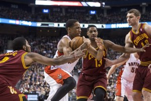 Game Day Preview: Raptors Look To Beat Cavs Again