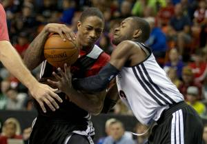 Can DeMar DeRozan and Terrence Ross Co-Exist For the Future?