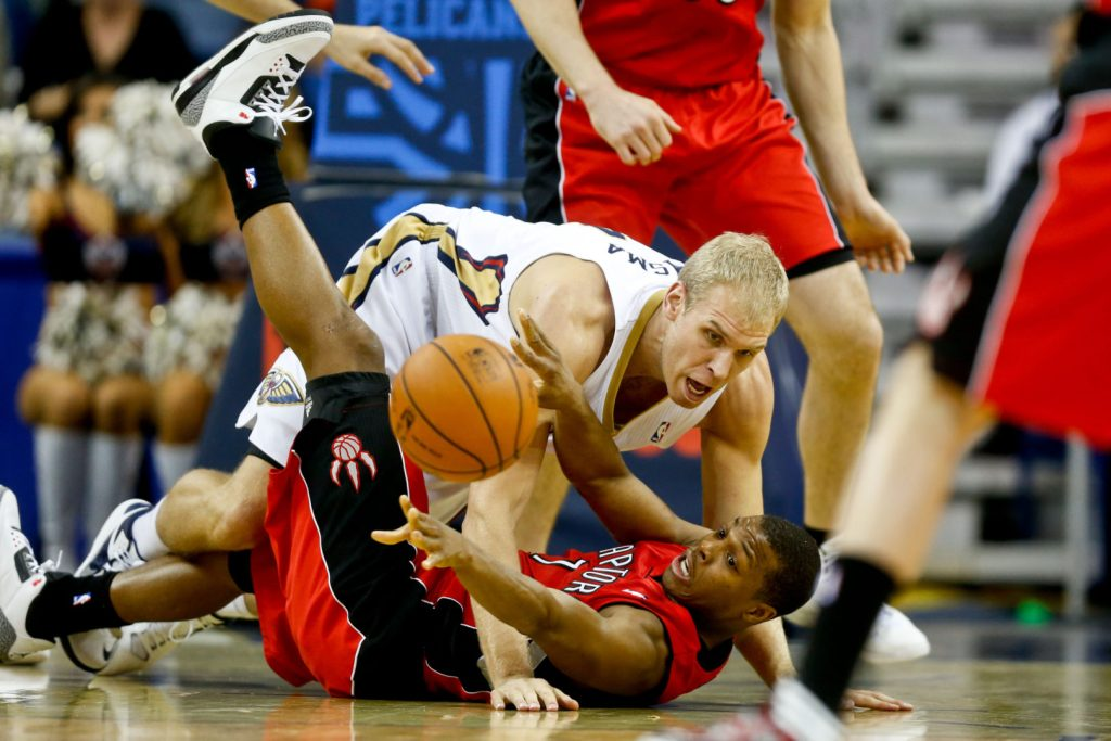 Raps Sign Greg Stiemsma to a One Year Deal