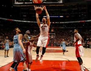 Game Day Preview: Raptors take on top-ranked Grizzlies