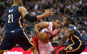 Post Game Report Card: Raptors defeat Pacers for win #17