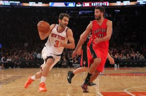 Game Day Preview: Raptors take on bottom feeder Knicks