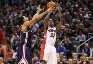 Post Game: Toronto Raptors sweep season series vs. Wizards