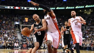 Post Game Report: The Raptors grind out the defending champion Spurs