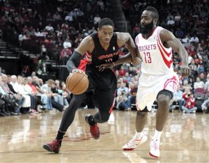 Game Day Preview: Raptors host Harden and the Rockets