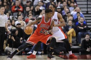 Post Game Report Card: The Bulls outlast the Raptors