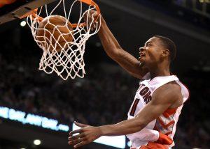 """Terrence Ross: The Toronto Raptors """"It"""" factor"""