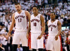 The Toronto Raptors' Roster Versatility