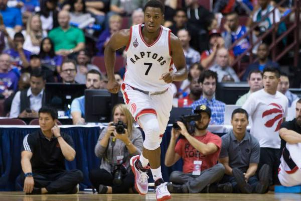 Raptors Dominate Game 1 of Pre-Season Against the Clippers