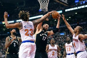 Post Game Report Card: Toronto Raptors beat Knicks on way to franchise record