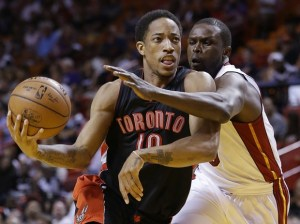 Game Day Preview: Raptors look for seventh consecutive win tonight against the Heat