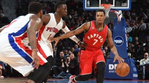 Post Game Report Card: Lowry, Raptors dominate 4th Quarter to beat Pistons
