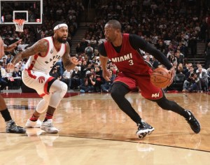 Game Day Preview: Raptors Look to Cool Heat Down