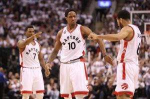 Toronto Raptors will try winning series against Miami Heat in Game 6